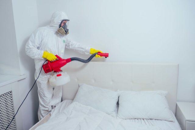 Дезинфекция квартиры после смерти