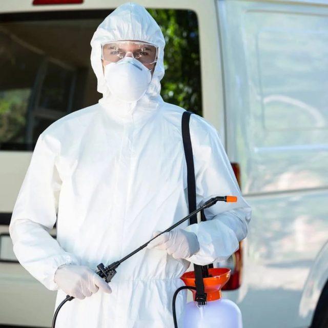 дезинфекция при туберкулезе в Москве