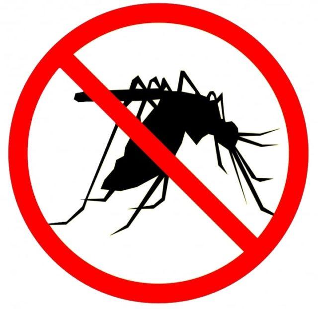 уничтожение комаров в москве