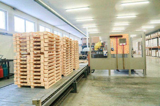 обработка деревянной тары в Москве