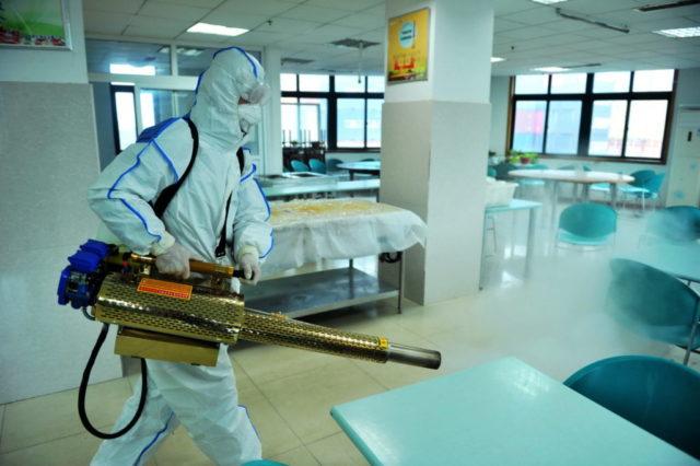 дезинфекция от вирусов в москве