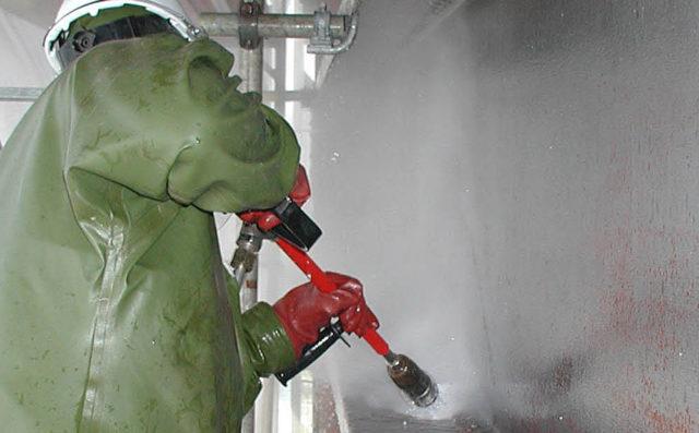 промывка и дезинфекция резервуара питьевой воды в Москве